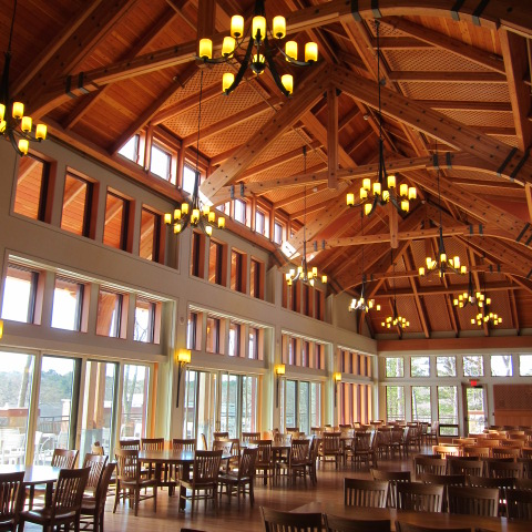 Noble & Greenough Dining Hall