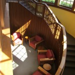 Concord Fowler Library Staircase